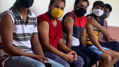 Photo of आज बजाग के युवाओं में दिखा वैक्सिन लगवाने का जोश