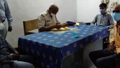 Photo of कोरोना जांच टीम के साथ मारपीट करने बालो के विरुद्ध FIR
