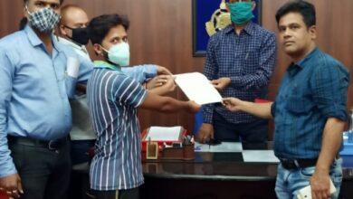 Photo of भाजपा नेता ने पत्रकारों को धमकाया, एसपी से हुई शिकायत