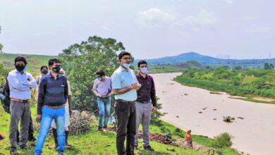 Photo of जिला कलेक्टर ने किया वृक्षारोपण कार्य का मुआयना