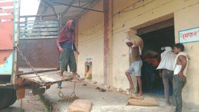 Photo of नागरिक आपूर्ति निगम में करोड़ों रुपए का खाद्यान्न भगवान भरोसे
