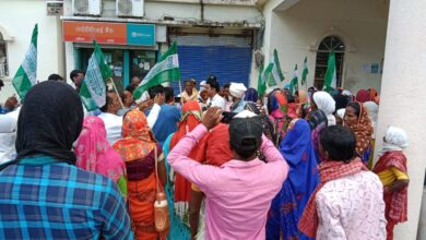 Photo of बिना सूचना और सहमति के अधिग्रहण कर ली जमीन – अंडई बाँध पीड़ितों का आरोप