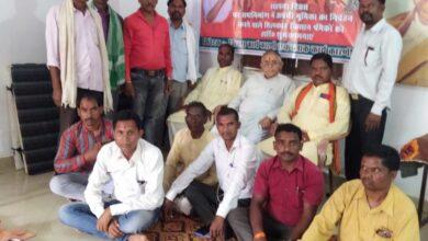 Photo of रेवा कुँज में मनाया गया वनबासी कृषि एवं ग्रामीण मजदूर संघ का स्थापना दिवस
