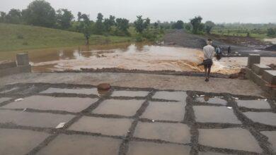 Photo of 2 सालो से नही बन पाया पुल, बारिश में   आवागमन प्रभावित