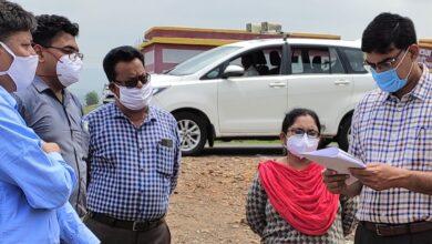 Photo of कलेक्टर ने प्रधानमंत्री आवास योजना के निर्माण कार्याें का किया निरीक्षण