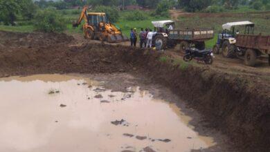 Photo of मशीनों से जारी है मनरेगा के निर्माण कार्य, अधिकारी मौन