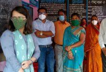 Photo of नवागंतुक एस डी एम शहपुरा काजल जावला का सघन निरीक्षण, वेक्सिनेशन के लिए किया जनसम्पर्क