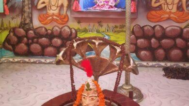 Photo of त्रयंबकेश्वर मंदिर में रुद्राभिषेक प्रारंभ