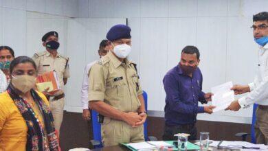 Photo of मुख्यमंत्री कोविड-19 अनुकंपा नियुक्ति योजनांतर्गत आश्रितों को नियुक्ति पत्र प्रदान किया गया