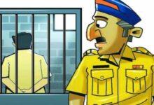 Photo of मोटरसायकिल चोरी करने वाले आरोपियों को भेजा गया जेल