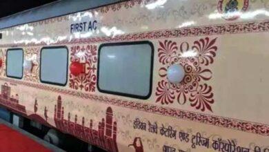 """Photo of भारतीय रेलवे कराएगा """"श्री रामायण यात्रा"""""""