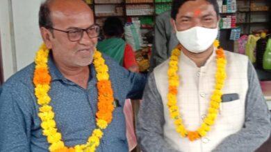 Photo of भाजपा के अनुसूचित जनजाति मोर्चा प्रदेश महामंत्री पंकज तेकाम का बजाग दौरा