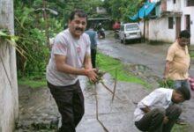 Photo of भाजपा ने चलाया सम्पूर्ण जिले में स्वच्छता अभियान