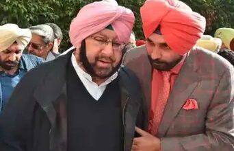 Photo of कैप्टन अमरिंदर सिंह ने पूरी टीम के साथ इस्तीफा सौंपा