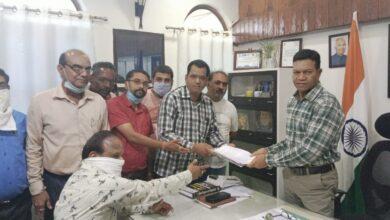 Photo of निवेशकों ने सहारा इंडिया में जमा राशि हड़पे जाने की शिकायत पुलिस अधीक्षक से की