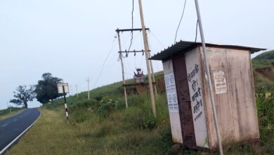 Photo of दो माह से नल जल योजना बंद, बूंद बूंद पानी को मोहताज ग्रामवासी